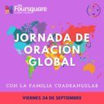 Jornada de Oración Global - SEP 2021